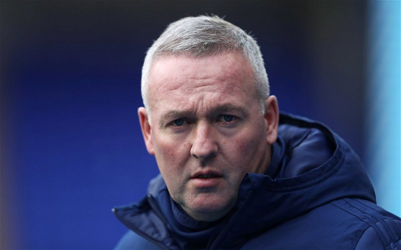Image for A Message To The Celtic Board On Paul Lambert: An Approach For Him Would Not Be Welcomed.