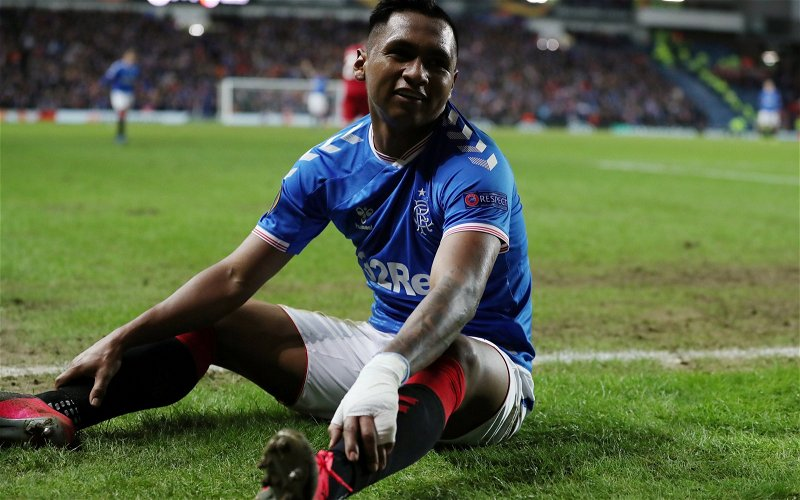 Image for Why Should Celtic Fans Hope For An Ibrox Slip? Because There Will Be One.