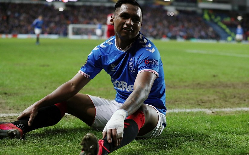 """Image for Ibrox Fans Will Not Be Laughing When Morelos Goes For Some """"Joke"""" Transfer Fee."""