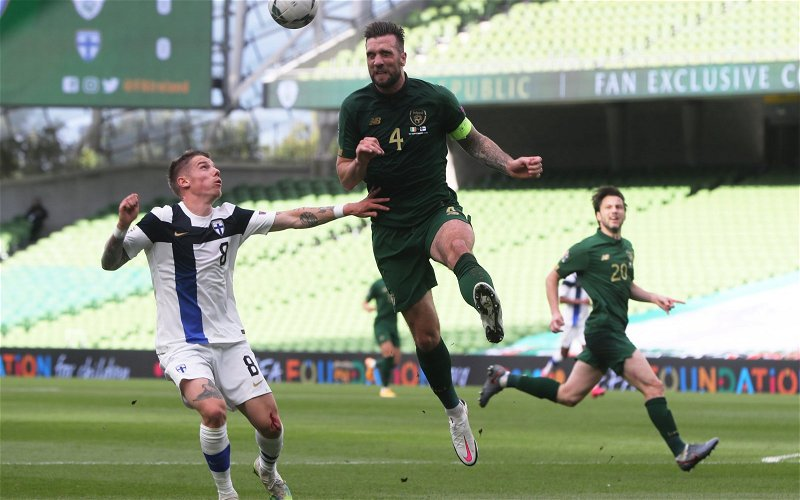 Image for Shane Duffy's Leadership Is The Real Kind. Celtic Must Secure A Permanent Deal For Him.
