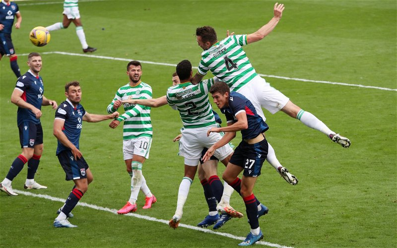 Image for Sensational Celtic Storm Past County With A Five Star Showing In The SPL.
