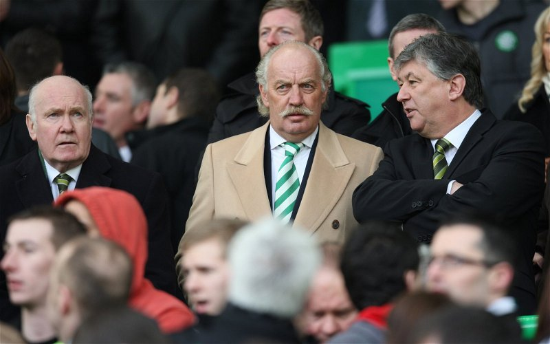 Image for Celtic's Directors, Have You Seen Enough Yet?