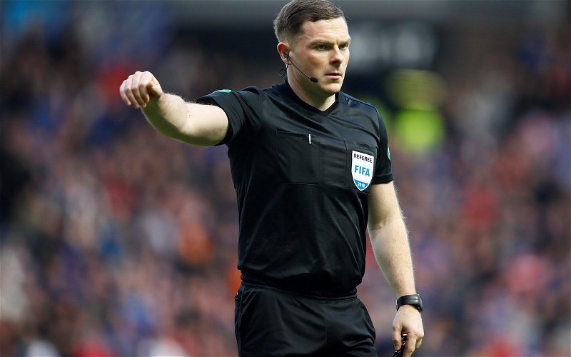 Image for Beaton's Appointment Shows How Weak Celtic Has Been On Refereeing. One Day This Will Cost Us.