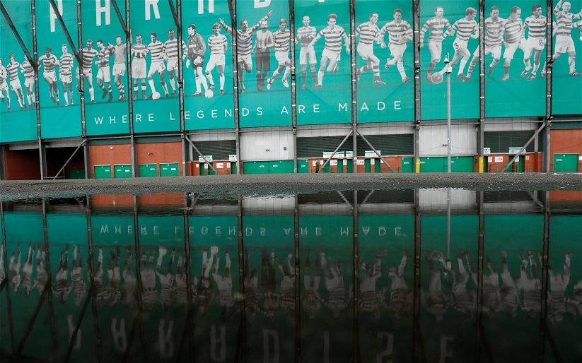 Image for A Day Of Speculation About Their Positions Hasn't Help Celtic's Team For Tonight.