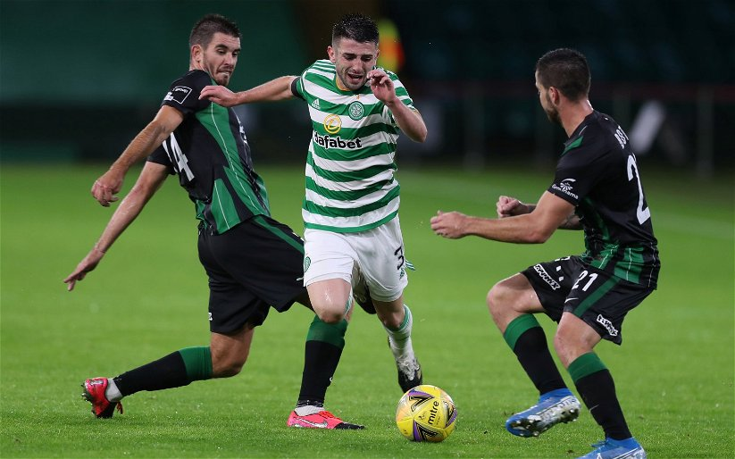 Image for Celtic Supporters Are Unconvinced By Greg Taylor, But Are Their Doubts Entirely Warranted?