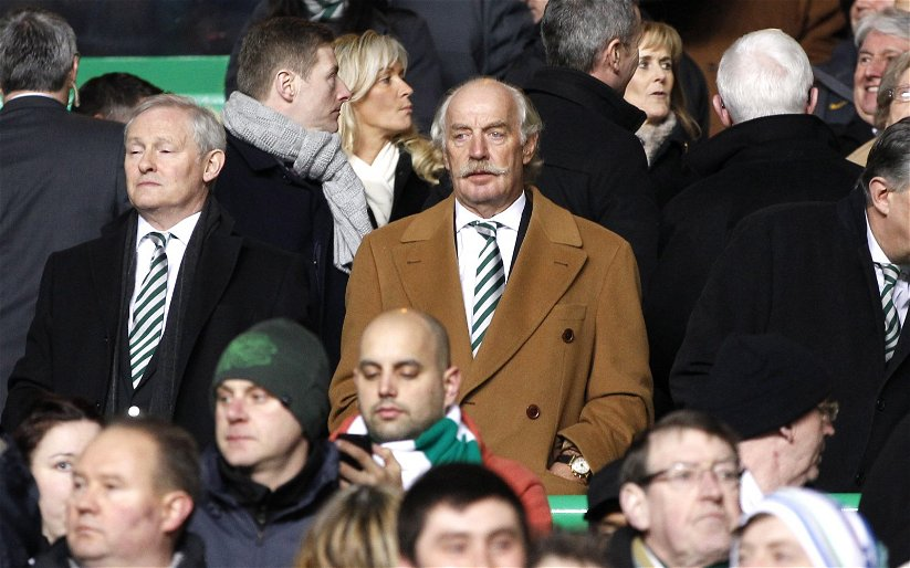 Image for Desmond's Transfer Leak Sounds Less Like A Boast Than Taunting The Celtic Fans.