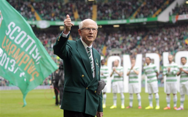 Image for Fergus Was The Last Great Man Of Vision At Celtic. He Would Never Have Allowed This.