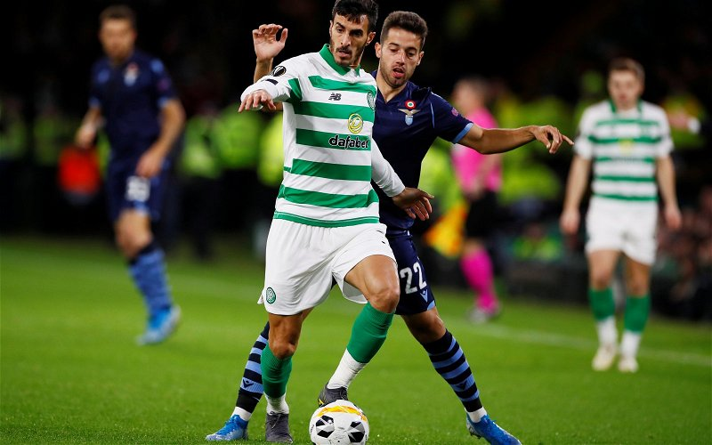 """Image for Celtic Should Let Nir Bitton Go, And So End Our Defensive """"Experiment"""" Forever."""