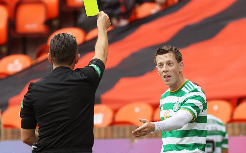 Image for Scottish Football, And In Particular Celtic, Has The Officials That It Deserves.