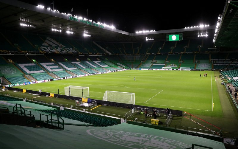 Image for January At Celtic Passes With The Stench Of Failure On The Whole Club.