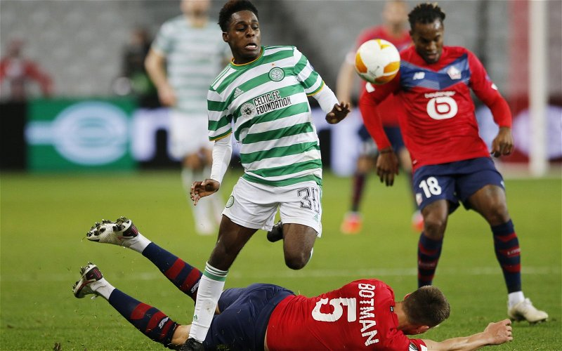 Image for Last Night The Sun Targeted A Celtic Player. Are They Trying To Keep Eyes From Looking Elsewhere?