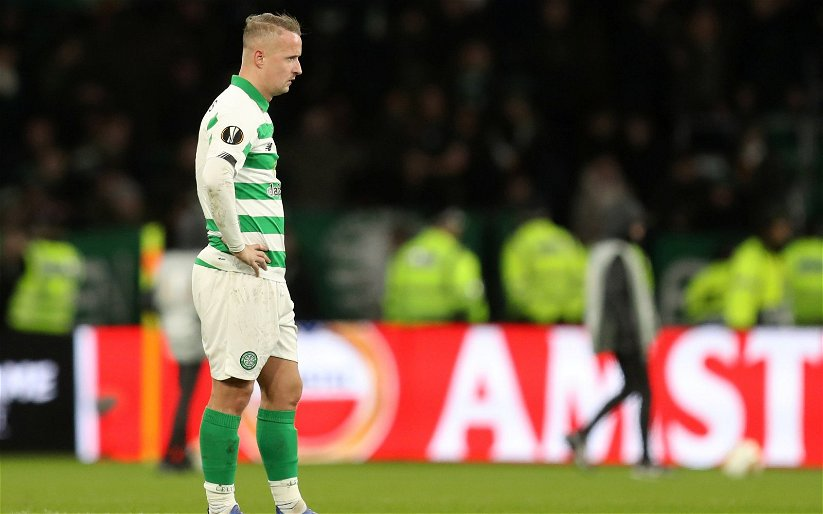 Image for Leigh Griffiths Will Divide Our Support Until He's No Longer At Celtic Park.