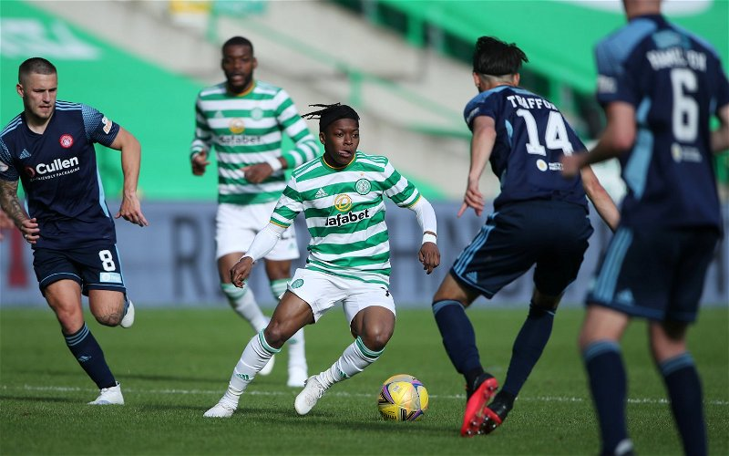 Image for By February Celtic's Dembele Problem Will Be Resolved, Just Not How We Want It.