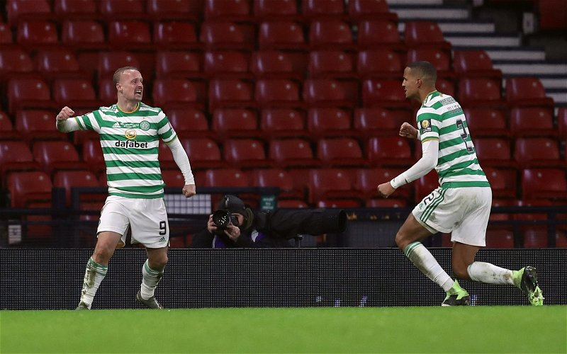 Image for Leigh Griffiths Is Right To Ask For More Time On The Pitch. He's Crucial To Celtic.