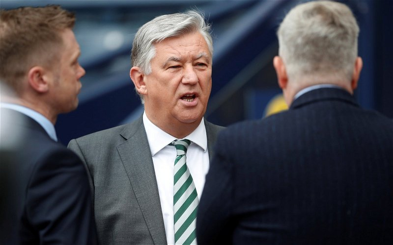 Image for Peter Lawwell's Day To Day Involvement At Celtic Is Officially At An End.