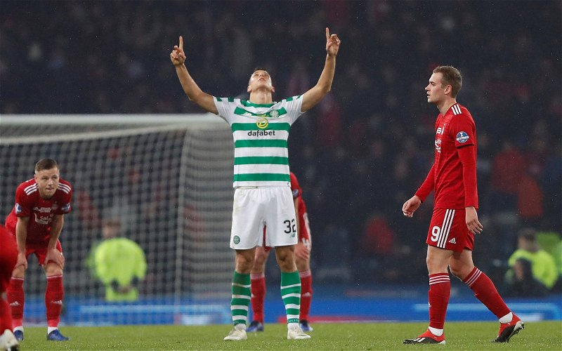 Image for Benkovic Is Set To Deal Another PR Blow To Celtic's Beleagured Board.