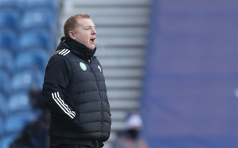 Image for Griffiths War Of Words With Lennon Is Tiresome But Also Instructive For Celtic Fans.