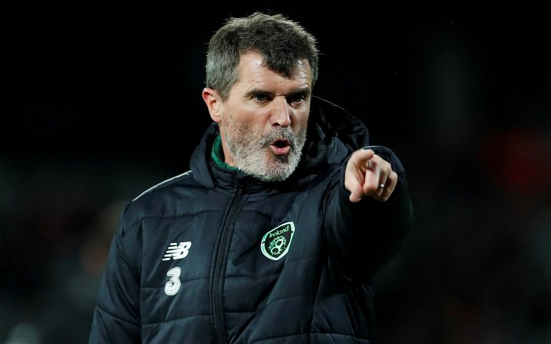 Image for Lawwell's Pet Journalist Turns On Keane. Is The Celtic Board Split Over Him?