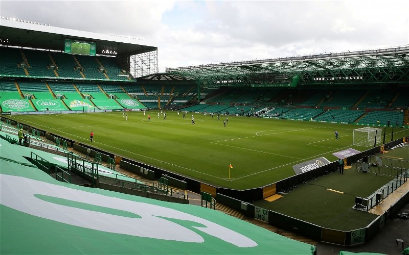 Image for The Celtic Park Fireworks Bring Into Focus A Contradiction We're Supposed To Ignore.