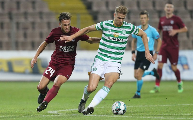Image for There's A Reason Celtic And Norway Suffer From Ajer's Set-Piece Deficiencies.