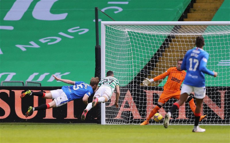 Image for Celtic Has Broken The Myth Of The Ibrox Club Being Miles In Front Of Us.