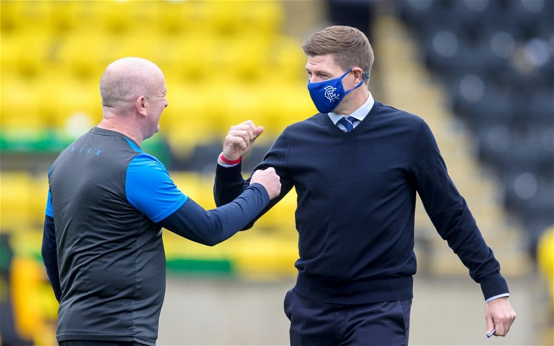 Image for David Martindale Is Trolling Celtic Fans With His Kennedy For Manager Talk.