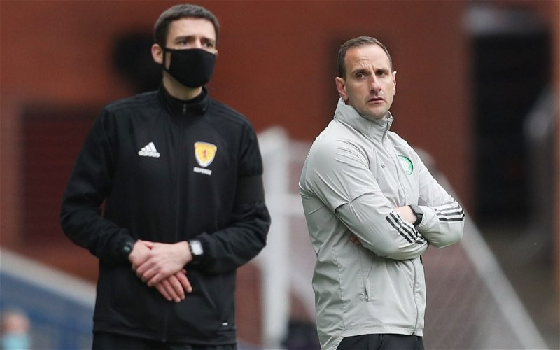 Image for Celtic's Next Manager Will Need To Show More Strength Than Lennon Did.