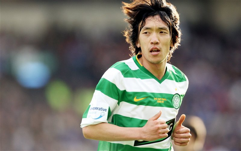 Image for Nakamura Was The Magical Player Who Scored My Favourite Celtic Goal.