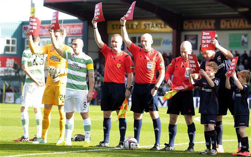 Image for Celtic's Social Media Boycott Statement Exposed Scottish Football's Hypocrisy.