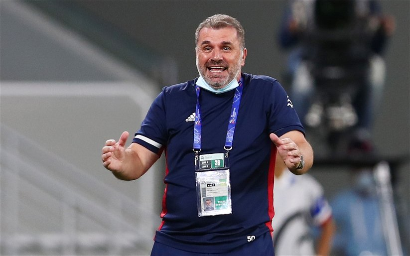 Image for Postecoglou Has No Idea What He's Walking Into At Celtic Park.