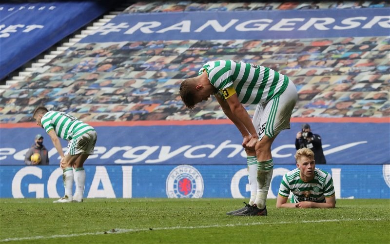 Image for Give Yourself Peace, Kennedy. Celtic Fans Don't Want To Hear Your Excuses.