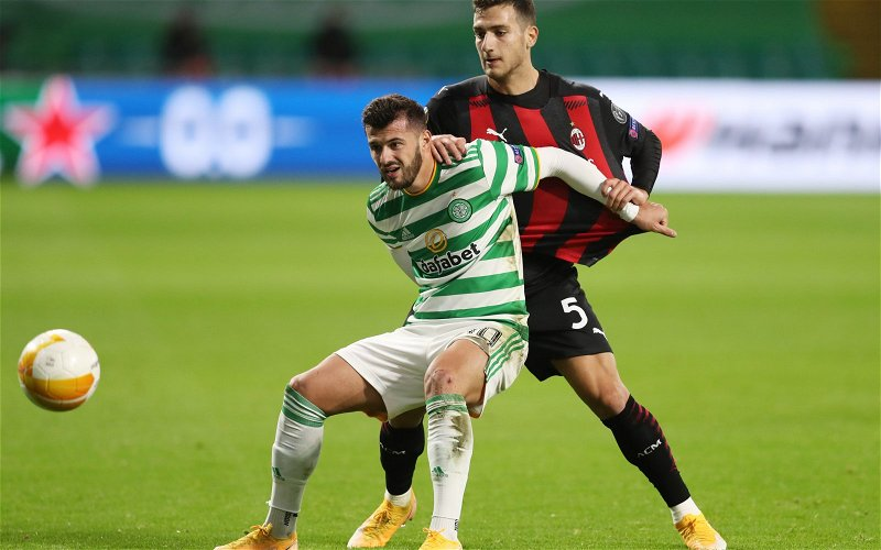 Image for Ajeti Is Grabbing His Chance For Celtic. Others Need To Step Up Their Game.