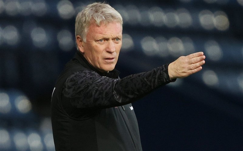 Image for David Moyes Is A Self Promotor Who Constantly Uses Celtic For His Own Ends.