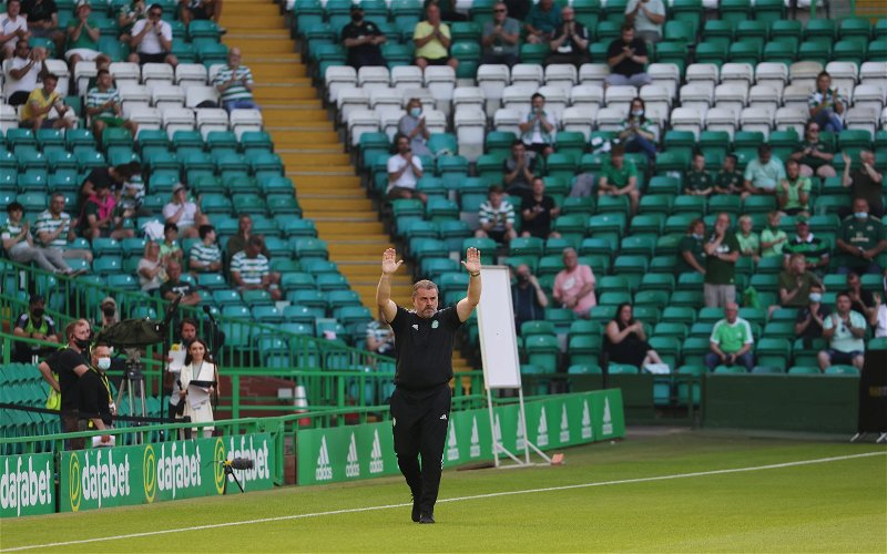 Image for Celtic Park Was A Special Place On Tuesday And I Felt Lucky To Be There.