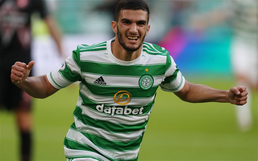 Image for Did A Clyde Hack Really Report Celtic To UEFA Over The Registration Of Liel Abada?