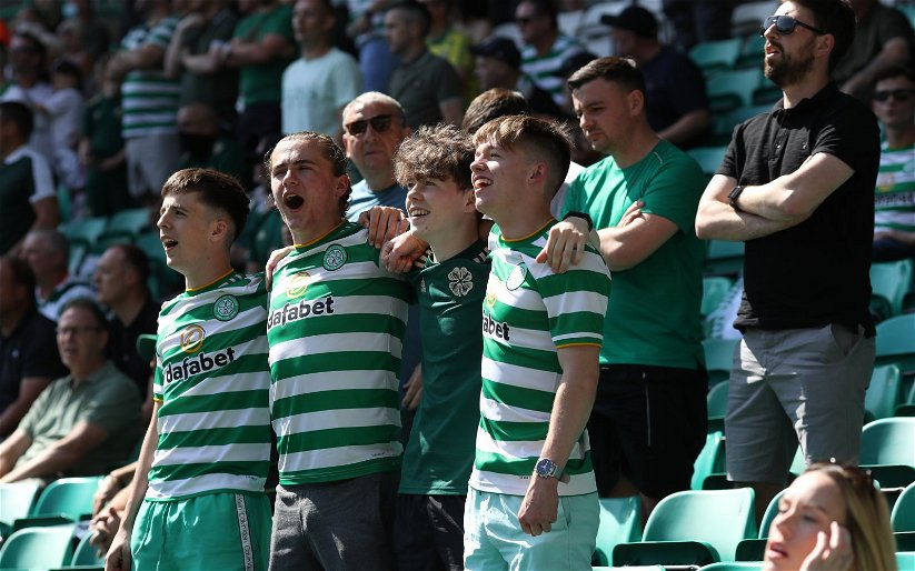 Image for The Celtic Board Should Have Watched That Game Yesterday In Shame.