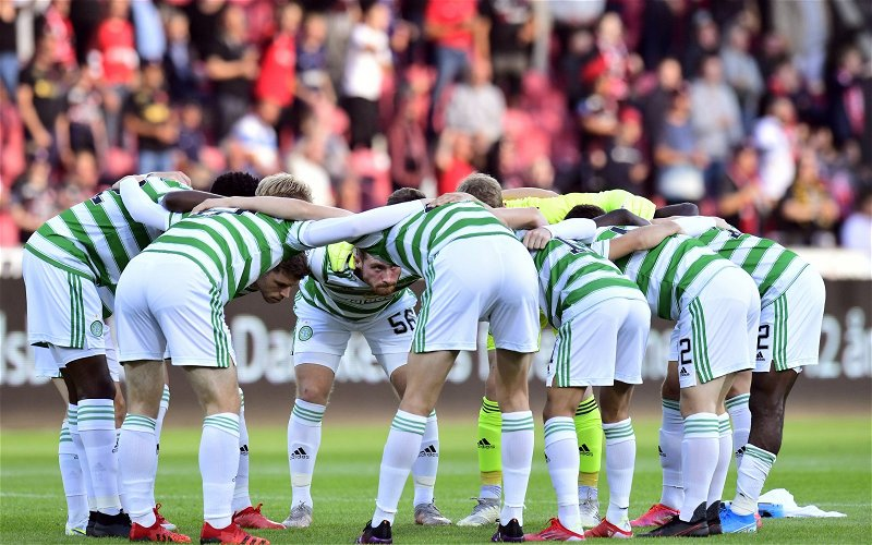 Image for Celtic Must Dominate Until New Year And Push Our Rivals To An Impossible Decision.