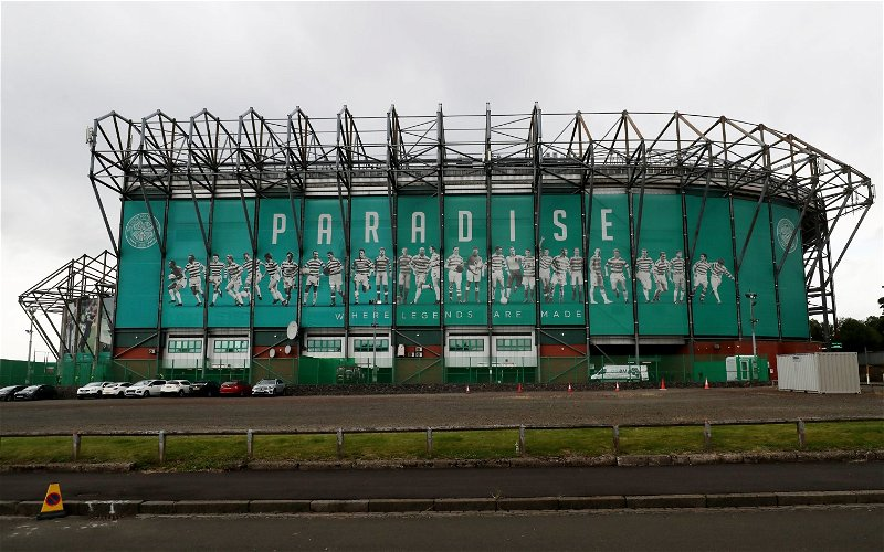 Image for Someone From Celtic Needs To Face The Fans And The Media And Talk About The Future.