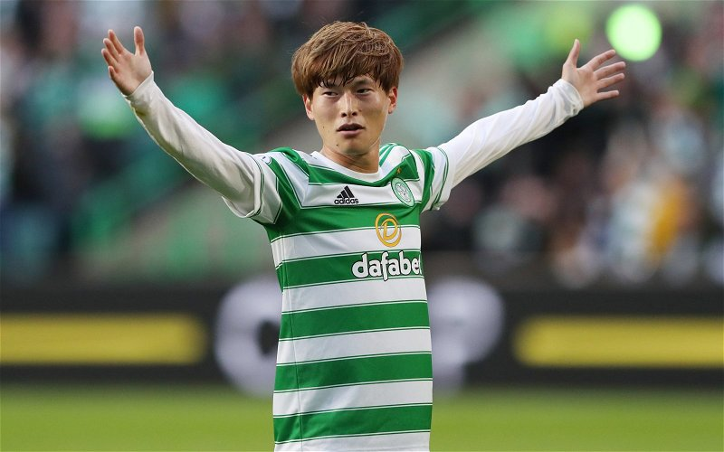 Image for As Our Japanese Bhoy's Abusers Are Charged, Why Are Some In Football Still Silent?