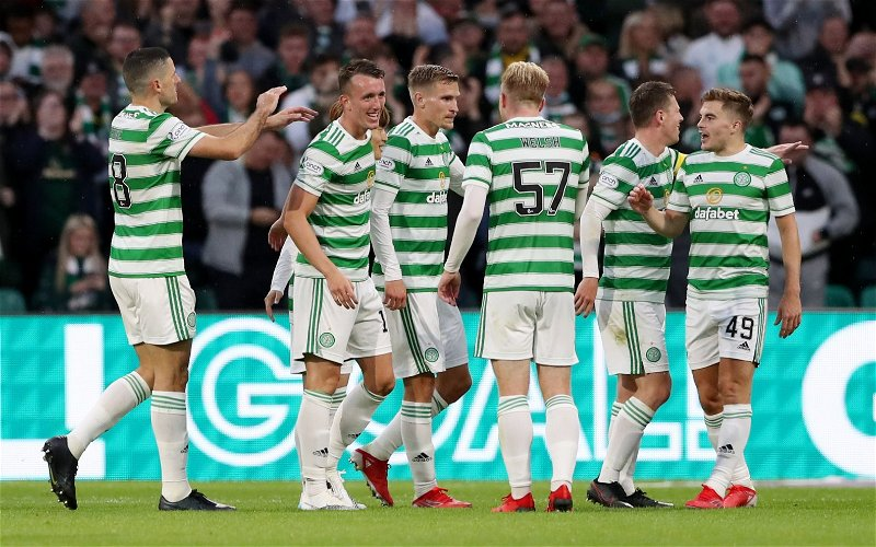 Image for Tomorrow Celtic Can Exorcise Some Ghosts On That Ghastly Plastic Pitch.