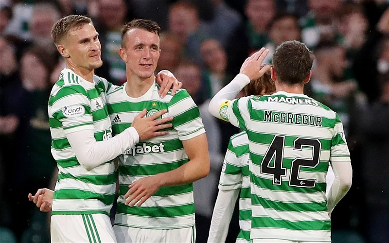 Image for In Spite Of Our Derby Defeat, All The Enthusiasm Is With Celtic Fans This Weekend.