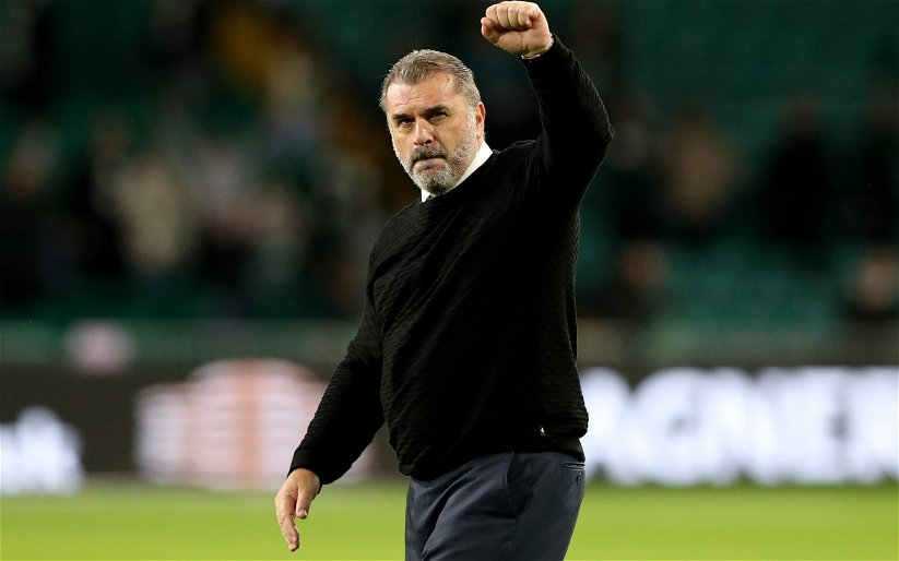 Image for Ange Postecoglou Is 90 Minutes From His First Celtic Final. That's Massive.