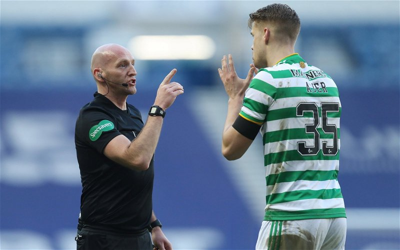 """Image for Bobby Madden Gets Yet Another Celtic Game As A """"Reward"""" For His """"Incompetence""""."""