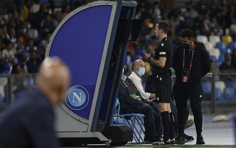 Image for VAR Will Be Dreadful For Celtic's Enemies … And Chris Sutton Knows It.