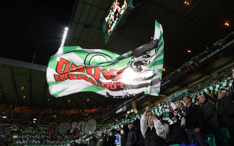 Image for Rival Lunatic Forum Members Have Reported Celtic To Football Against Racism Europe.